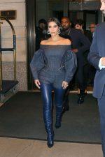 Kim Kardashian Rocks Denim @ WSJ. Magazine 2019 Innovator Awards