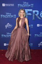 """Kristen Bell In  Christian Dior  @ """"Frozen 2"""" LA Premiere"""