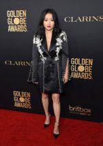 Lana Condor In Morphine  @ Golden Globe Ambassador Launch Party in LA
