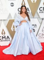 Maren Morris In Honayda @ 2019 CMA Awards