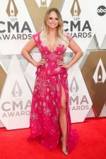 Miranda Lambert  In Tony Ward @ 2019  CMA Awards
