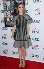 Natalie Portman  In Christian Dior @  The 'Queen & Slim' LA Premiere