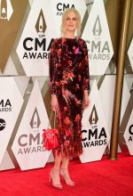 Nicole Kidman  In Versace  @ 2019 CMA Awards