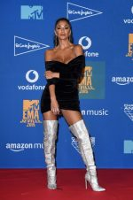 Nicole Scherzinger In Alexandre Vauthier   @   2019 MTV Europe Music Awards