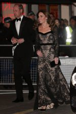 Catherine, Duchess of Cambridge In Alexander McQueen @ The Royal Variety Performance