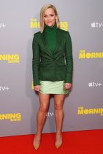 "Reese Witherspoon  In Brandon Maxwell @  ""The Morning Show"" Screening in London"