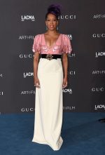Regina King  In   Gucci @ 2019 LACMA Art and Film Gala in Los Angeles