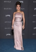 Salma Hayek In Gucci @ 2019 LACMA Art And Film Gala In Los Angeles