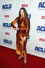 Selena Gomez In  Prada @  2019 UCLA SoCal's Bill Of Rights Dinner inLA