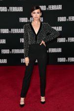 """Sofia Carson In Givenchy @  """"Ford V Ferrari"""" In LA Premiere"""