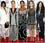 The 'Queen & Slim' LA Premiere Redcarpet