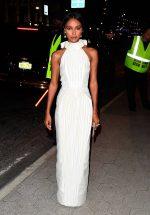 Jasmine Tookes  In Azzi & Osta  @ 2019 CFDA And Vogue Fashion Fund Awards