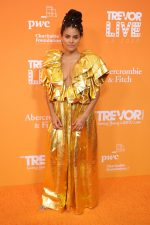 Zazie Beetz In  Rodarte @  The 2019 TrevorLive Los Angeles Gala