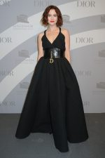 Zoey Deutch  In Christin Dior @  2019 Guggenheim International Gala