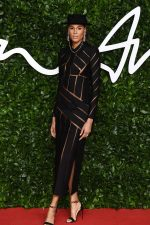 Cindy Bruna  In Fendi @  2019 British Fashion Council Awards