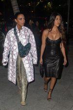 Kim Kardashian  & Kortneey Kardashian  @  Dior Men's Fall 2020 Runway Show