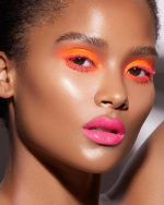 "Neon Powder Pigment Eyeshadow ""Stack Of 7"" By ""House Of Sizzle ""Cosmetics"