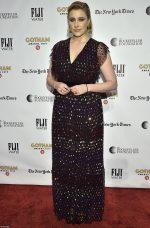 Greta Gerwig  In  Temperley London  @ 2019 Gotham Independent Film Awards.