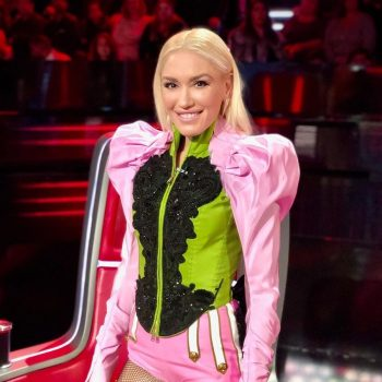 gwen-stefani-in-dsquared2-voice-live-semi-finals