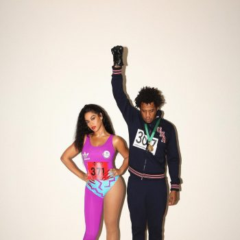 beyonce-jay-z-as-olympians-flo-jo-and-tommie-smith
