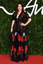 Lisa Eldridge  Attends 2019 British  Fashion Awards