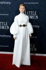 """Eliza Scanlen In  Khaite @  """"Little Women"""" World Premiere In New York"""