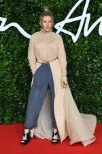 Ellie Goulding In Chloe  @ 2019 British The Fashion Awards