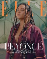 Beyonce Covers Elle US, January Issue  2020