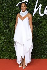 Tracee Ellis Ross In Loewe  @ 2019 British Fashion Council Awards In London