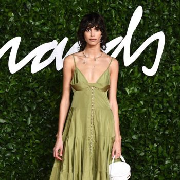 mica-arganaraz-in-jacquemus-2019-british-fashion-council-awards-in-london