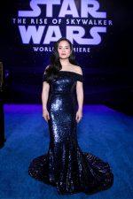 """Kelly Marie Tran  In Jason Wu  @  """"Star Wars: The Rise of Skywalker"""" LA Premiere"""