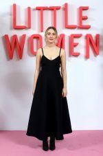 """Saoirse Ronan In Valentino @ """"Little Women"""" London Premiere"""