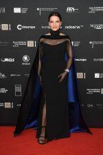 Juliette Binoche In  Mugler  @ 2019  European Film Awards