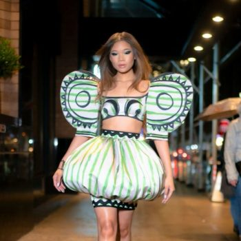 storm-reid-in-moschino-moschino-pre-fall-2020-runway-show-in-brooklyn