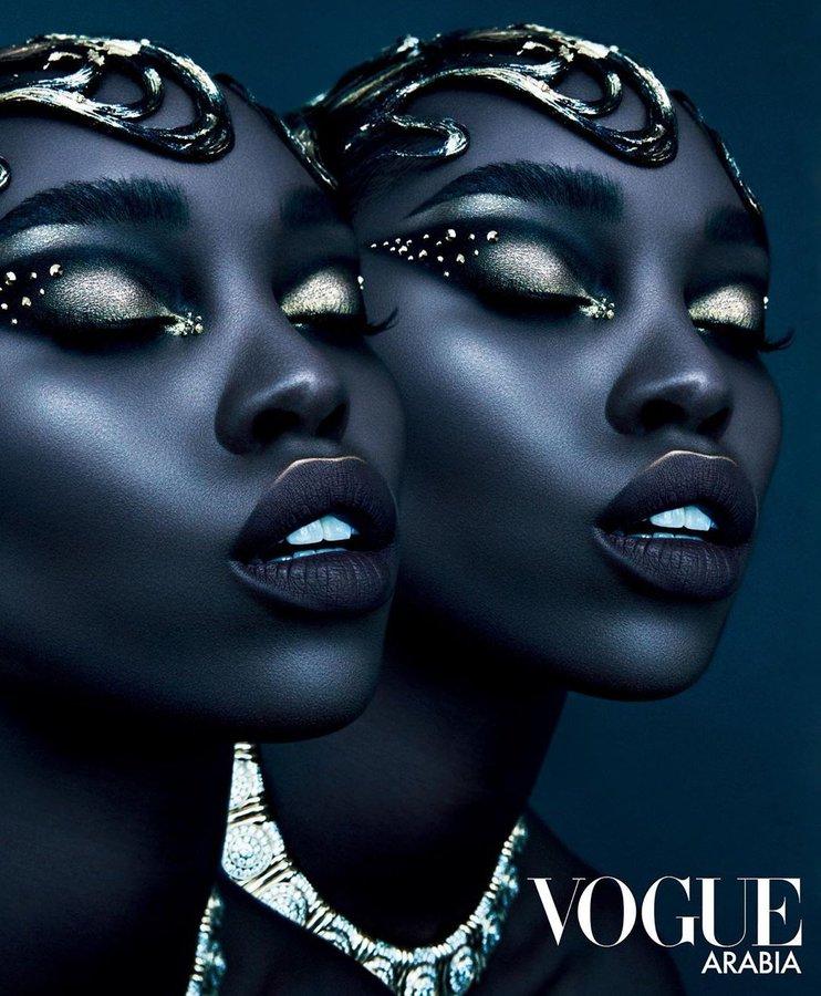 Vogue Arabia Makes History, Puts Three Black Hijabi Models