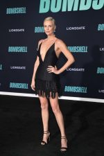 Charlize Theron In  Christian Dior Haute Couture @ The 'Bombshell' LA Screening