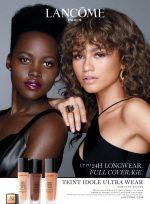 Zendaya & Lupita Nyongo'o Star In New Lancôme Ad  Campaign