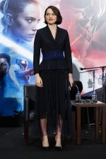 Daisy Ridley In Chloe @  The 'Star Wars – The Rise of Skywalker' Tokyo Press Conference