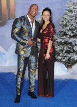 "Dwayne Johnson In  D&G tuxedo @  ""Jumanji: The Next Level"" LA Premiere"