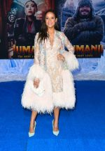 "Dania Ramirez  In Sebastian Gunawan @ ""Jumanji: The Next Level"" LA Premiere"