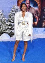 "Kelly Rowland In Annakiki @ ""Jumanji: The Next Level"" LA Premiere"