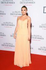 "Florence Pugh In Chloe  @ ""Little Women"" Paris Premiere"