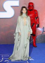 """Keri Russell In  Stephane Rolland @  """"Star Wars: The Rise of Skywalker""""  London Premiere"""