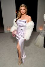 Fergie In Nikita Karizma Gown @ Sean Combs 50th Birthday Party