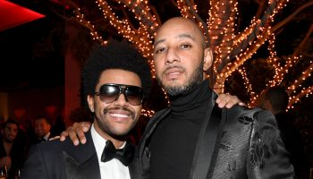 the-weeknd-swizz-beatz-attends-sean-combs-50th-birthday-bash