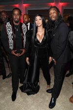 Cardi B & OffSet Attends Sean Combs 50th Birthday Bash