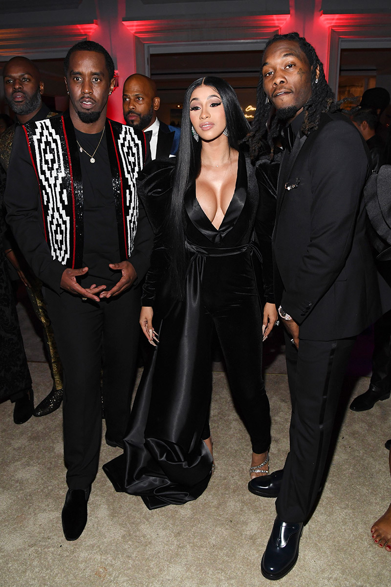cardi-b-offset-attends-sean-combs-50th-birthday-bash