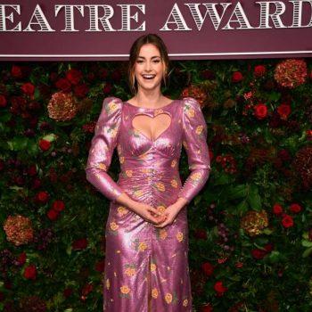 stefanie-martini-in-sretsis-gown-2019-evening-standard-theatre-awards