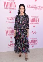 Abigail Spencer In Chanel @  2019 The Hollywood Reporter Women In Entertainment Breakfast Gala