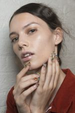 Adeam Spring 2019 Nail Art